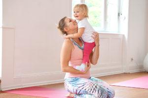 Mama Fitness in Wiesbaden mit Kindern