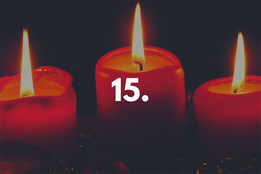 Türchen 15 – 3. Advent