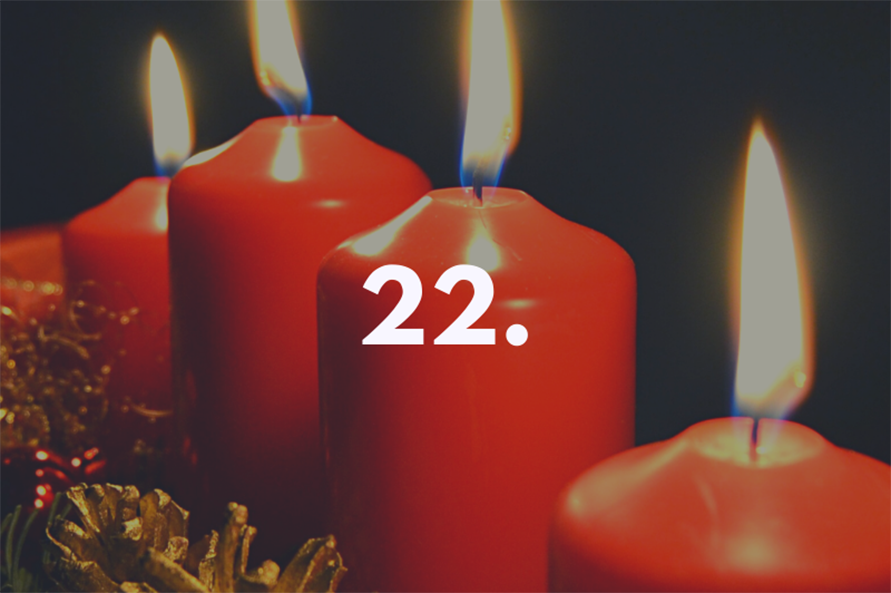 Türchen 22 – 4. Advent